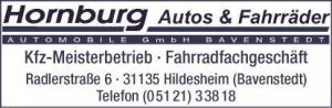 Hornburg-Logo