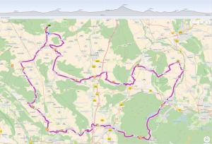 121km RTF