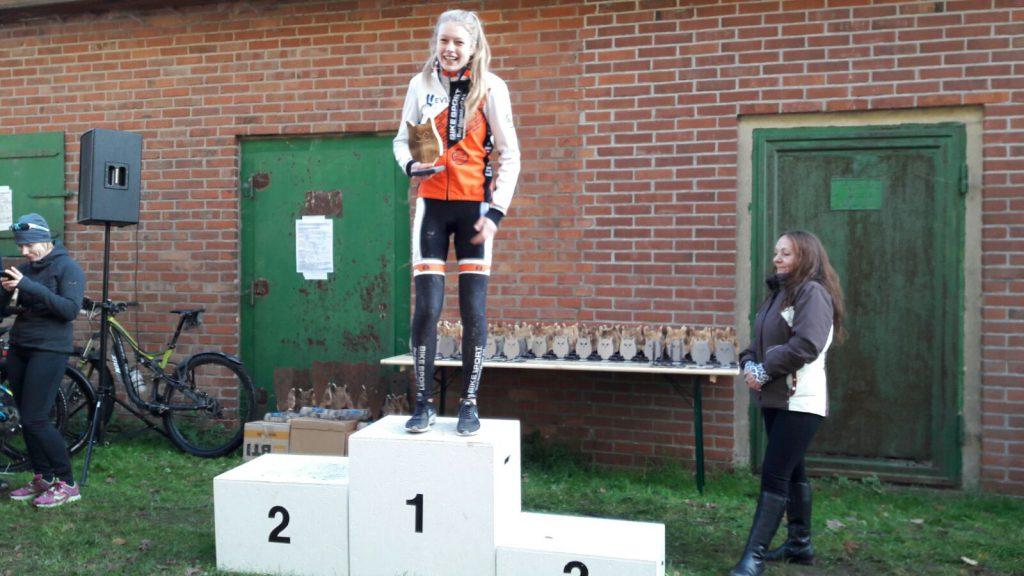 Lea-Marie Sobotta Platz 1 U15w